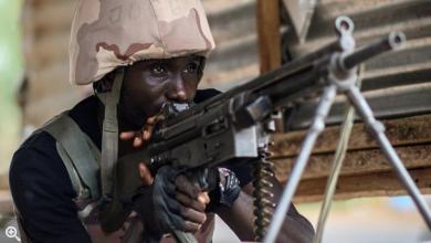 """صورة مقاتلون ليبيون في صفوف """"بوكو حرام""""؟.. نيجيريا تُحقّق"""