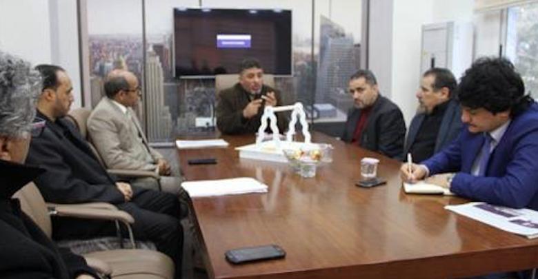 ملتقى الليبي الجامع لعمداء بلديات ليبيا
