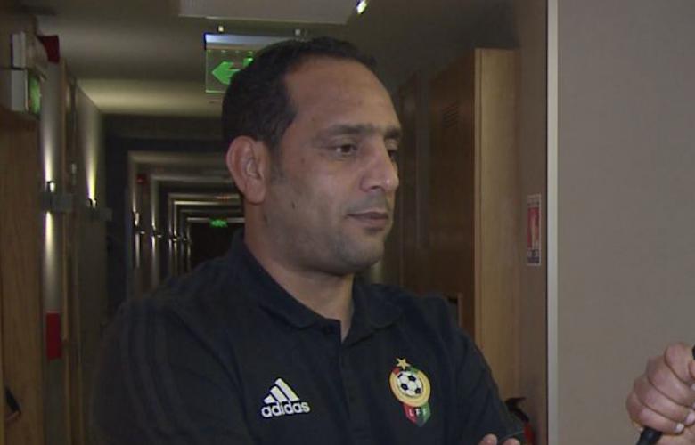 مدرب المنتخب الوطني عمر المريمي