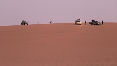 """Photo of الجيش يُطلق """"غضب الصحراء"""" لضرب العصابات بالجنوب"""