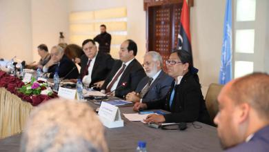 "Photo of ""مسؤولة أممية"" تقف على حالةالنازحين في ليبيا"