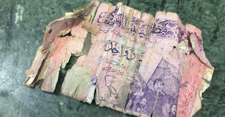الدينار الليبي المتهالك