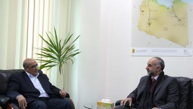 عضو مجلس إدارة المؤسسة الوطنية للنفط أبو القاسم شنقير