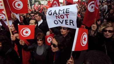 "Photo of تونس تعتقل ""مُعارِضين"".. ومخاوف واسعة من 14 يناير"