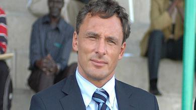 المدرب الألماني أنطوان هاي