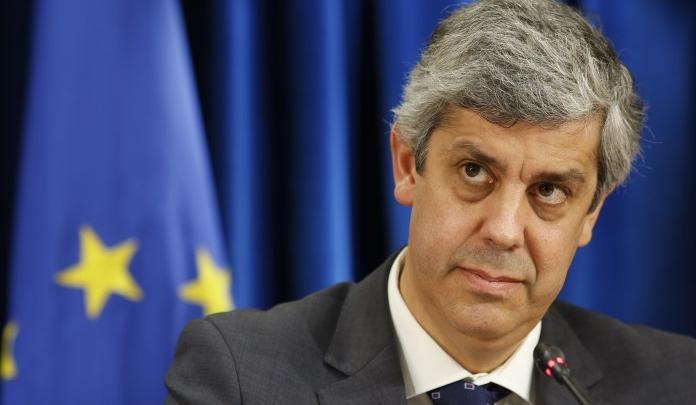 وزير المالية البرتغالية ماريو سينتينو