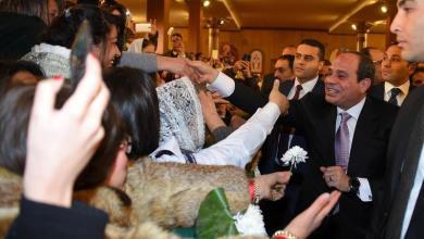 Photo of المسيحيون في مصر يحتفلون بعيد الميلاد وسط إجراءات أمنية مشددة