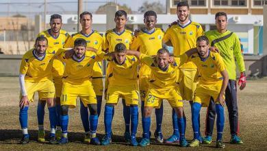 صورة الملعب الليبي يواجه العزيمة في الدرجة الثانية