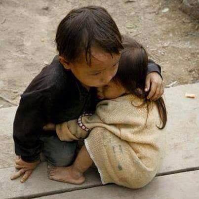 """طفل صغير من """"نيبال"""""""