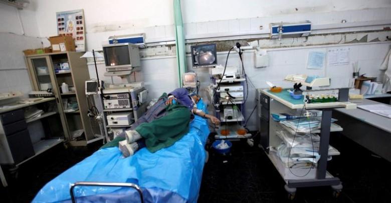 قطاع الصحة في ليبيا - صورة أرشيفية