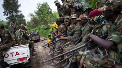 "Photo of متمردون إسلاميون قتلوا 12 جندياً في ""الكونغو الديمقراطية"""