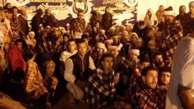 مُهاجرين مغربيين علقوا في ليبيا