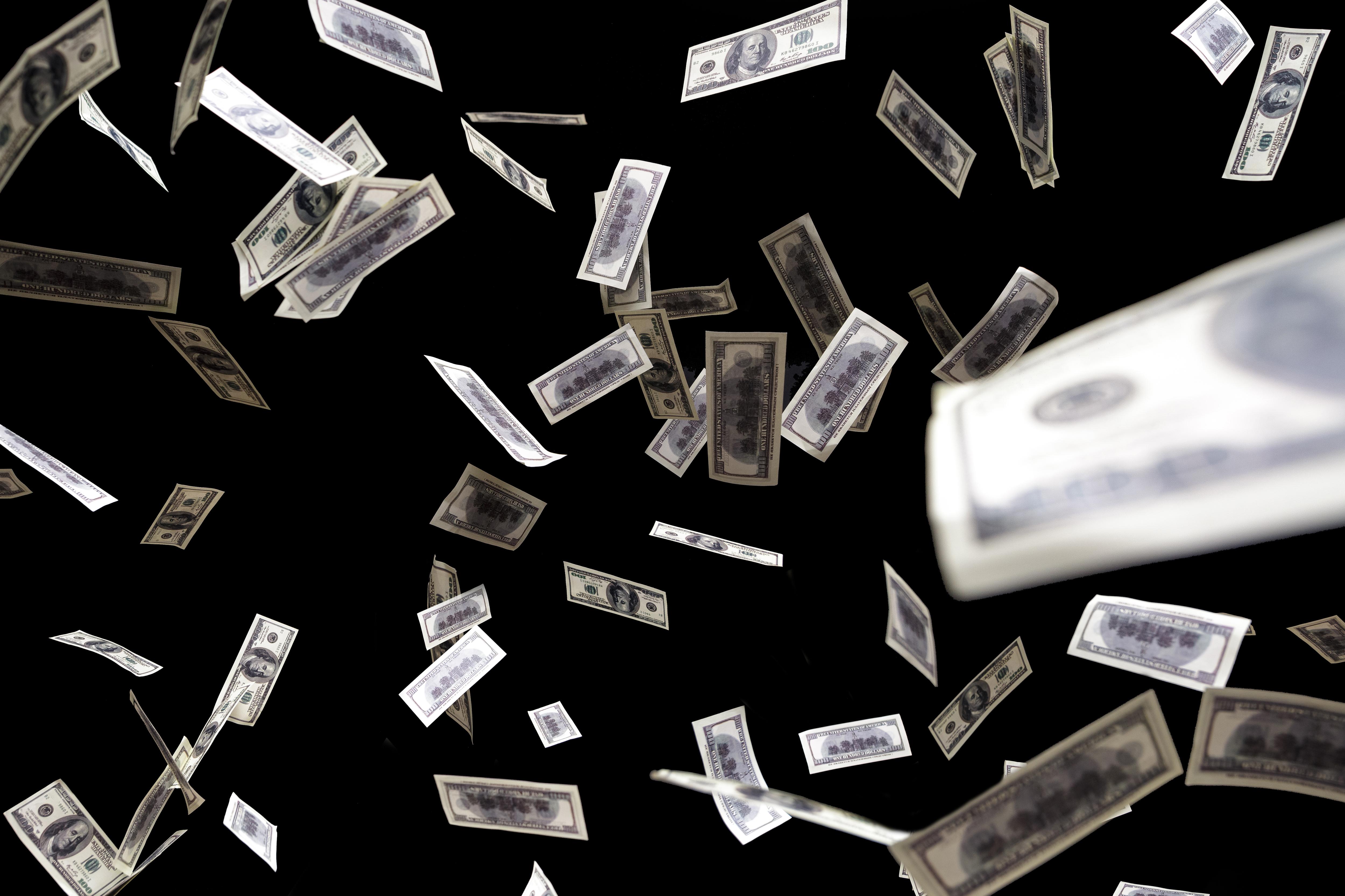 400 ألف دولار يوميا في مهب الريح