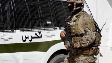 قوات الأمنية التونسية