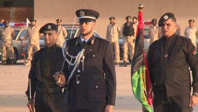 تخريج الدفعة الثانية من منتسبي قوة العمليات الخاصة التابعة لوزارة الداخلية بحكومة الوفاق الوطني