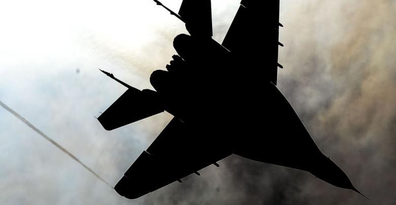 مقاتلات جوية روسية