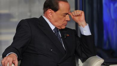 رئيس الوزراء الإيطالي الأسبق، سيلفيو برلسكوني