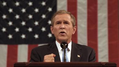 جورج دبليو. بوش