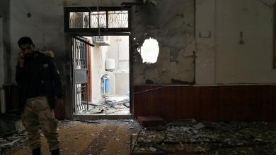 تفجير بمسجد سعد بن عبادة بمنطقة الماجوري
