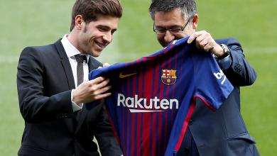 Photo of روبيرتو برشلونياً حتى عام 2022