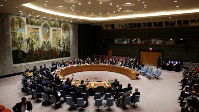 Photo of مجلس الأمن يتلقى طلباً ليبياً رسمياً لمعاقبة تركيا