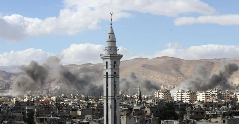 الغوطة السورية