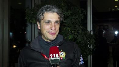 مدرب المنتخب الوطني الصربي داركو