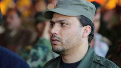 الملازم محمد البوعيشي