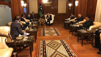 رئيس المجلس الرئاسي لحكومة الوفاق الوطني السيد فائز السراج