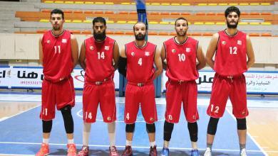 فريق الأهلي بنغازي لكرة السلة