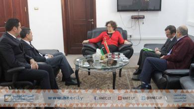 سفيرة فرنسا لدى ليبيا، بريجيت كورمي