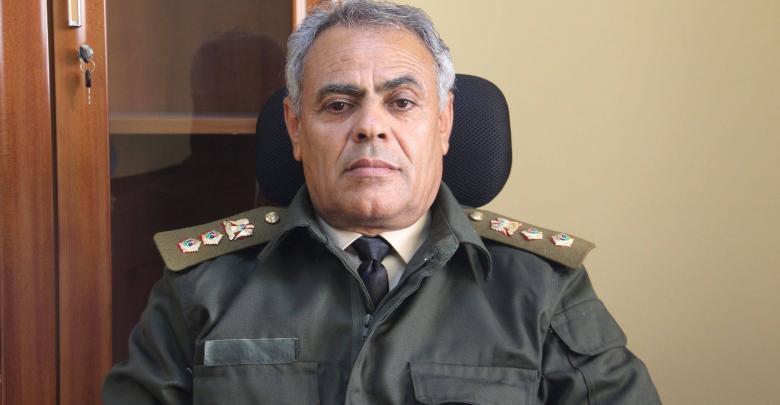 آمر منفذ ميناء طبرق البحري عقيد عبدالسلام علي يونس