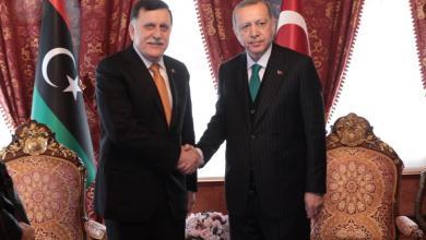 Photo of ملفات ليبيا بين السراج وأردوغان باسطنبول