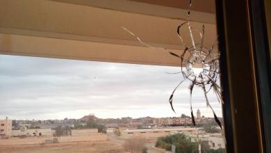 "Photo of هجوم مسلّح على ""سبها الطبي"".. ومقتل أحد المهاجمين"