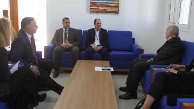 المبعوث الأممي إلى ليبيا غسان سلامة