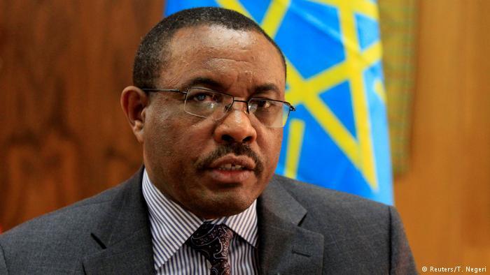 رئيس وزراء إثيوبيا هايلي مريم ديسالين
