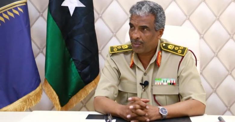 آمر الحرس الرئاسي اللواء نجمي الناكوع