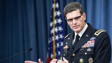الجنرال جوزيف فوتيل رئيس القيادة المركزية للجيش الأمريكي