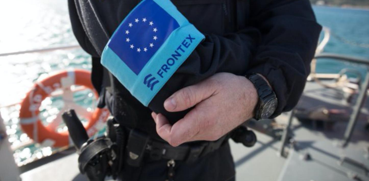 """وكالة حماية الحدود الأوروبية """"فرونتكس"""""""