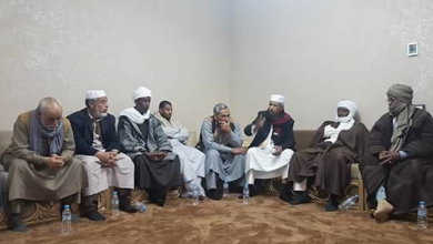 "Photo of مصالحة في ""سبها"" توقف الاشتباكات"