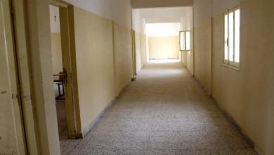مدرسة أم الحمام للتعليم الأساسي في وادي عتبة بالجنوب