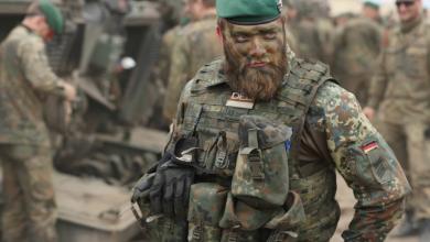 صورة قائد عسكري: لا خطط للجيش الألماني لامتلاك أجهزة روبوت مقاتلة