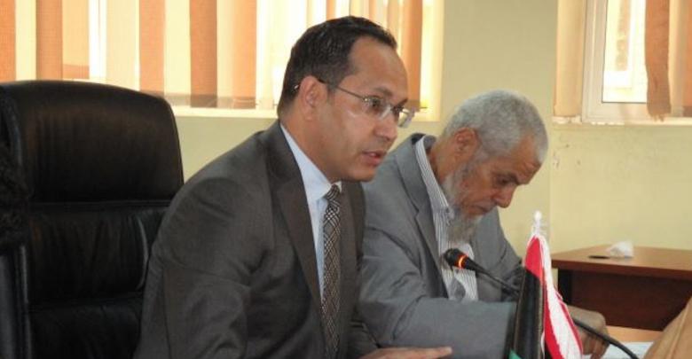 وكيل وزارة التعليم عادل جمعة