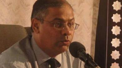 رئيس وفد نادي التحدي المتواجد في غانا خالد الكوافي