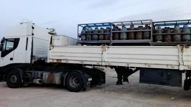 تهريب الوقود في ليبيا
