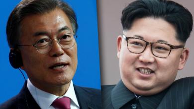 """Photo of """"عرض نادر"""" من زعيم كوريا الشمالية لنظيره الجنوبي"""