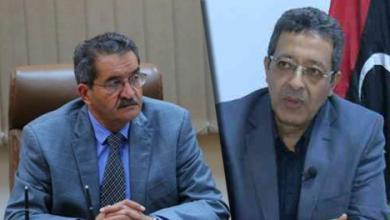 عبدالرؤوف بيت المال وعبدالرحمن العبار