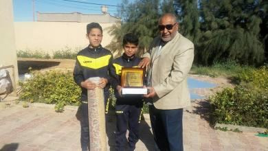 Photo of لجنة المسابقات تزور الأندية بني وليد