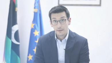 انطونيوس تساموليس مسؤول التعاون الدولي بمنظمة خبراء فرنسا