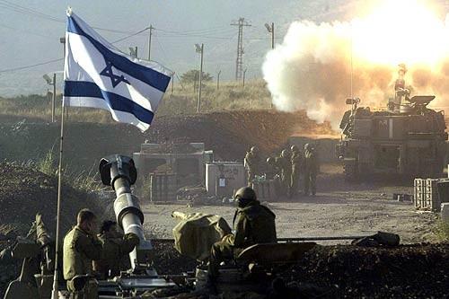 الجيش-الإسرائيلي-خلال-حرب-2006